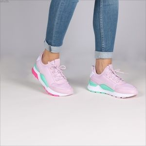 WOMEN'S PUMA RS-0 PLAY CASUAL SHOES